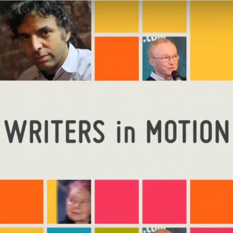 Writers in motion