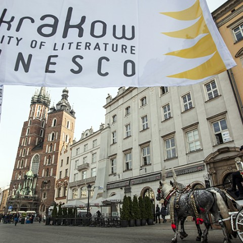 Krakow UNESCO City of Literature, pic. Tomasz Wiech