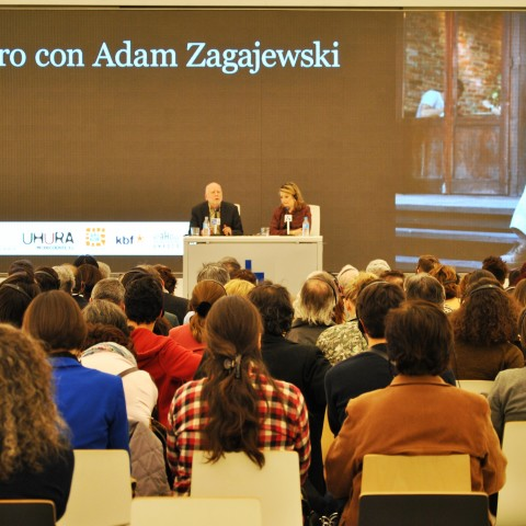 Photos from the special screening of A View of Krakow in Madrid